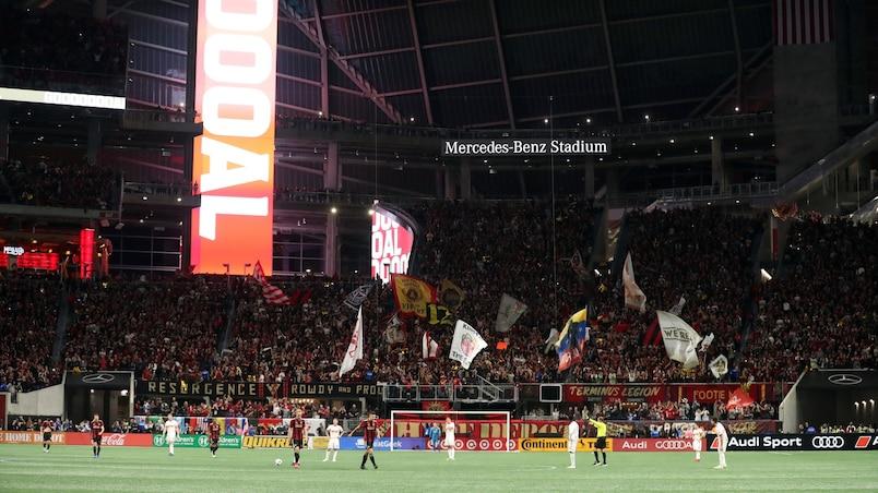 Une passion à l'européenne pour Atlanta United