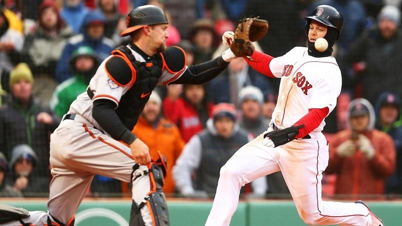 MLB: les Orioles en visite à Boston