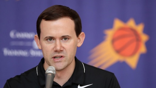 Phoenix Suns Introduce 2018 Draft Picks