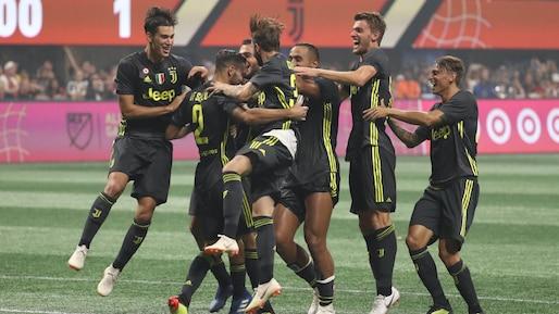 La Juventus vient à bout des étoiles de la MLS