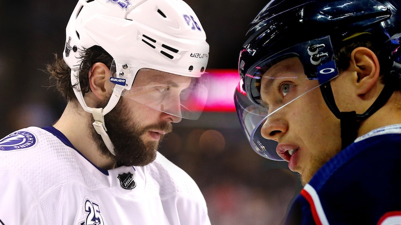 Une confrontation Kucherov - Panarin à TVA Sports