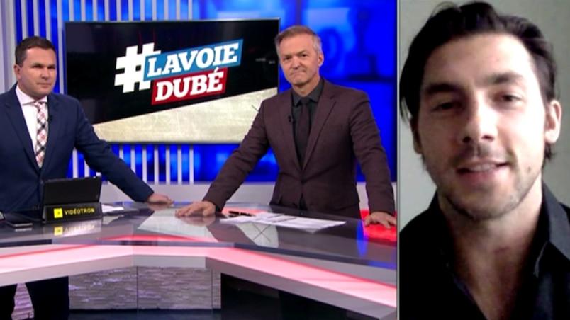 Kristopher Letang commente les déboires des Canadiens