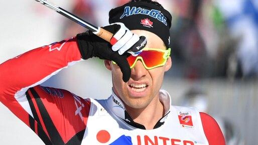 Alex Harvey dénonce un cas de dopage sur Twitter