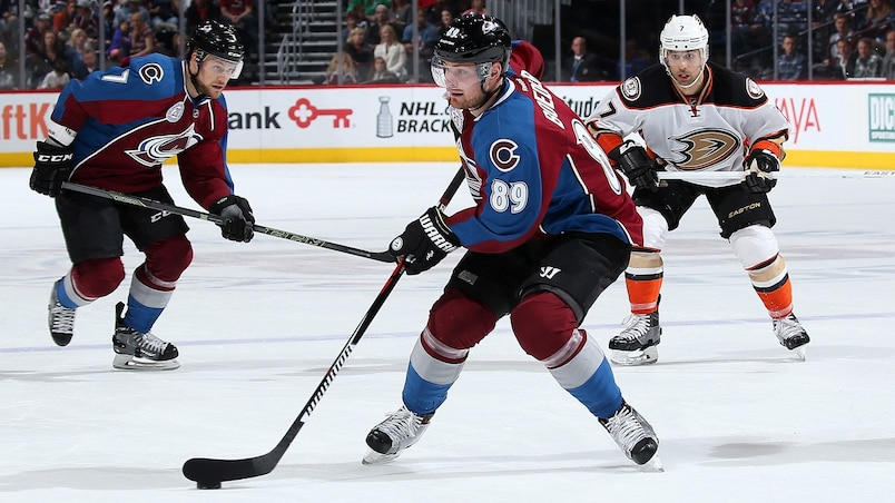 SPO-HKN-ANAHEIM-DUCKS-V-COLORADO-AVALANCHE