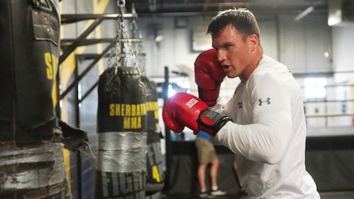 «Simon Kean est probablement le boxeur le plus vendeur au Québec» - Camille Estephan