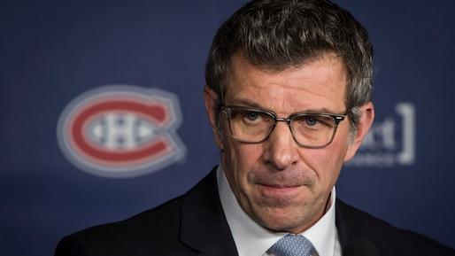 Canadiens: Marc Bergevin actif