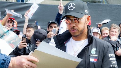 Grand Prix: une fin de semaine difficile en vue pour Lewis Hamilton ?