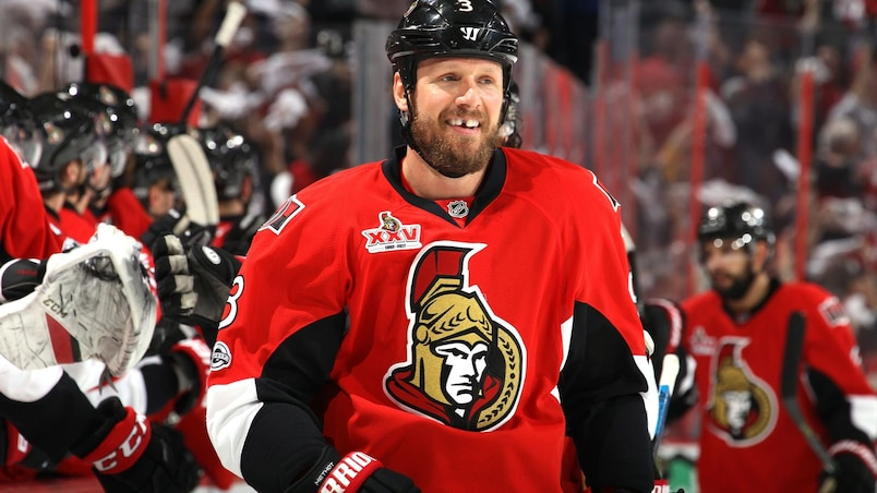 Marc Methot échangé par les Golden Knights