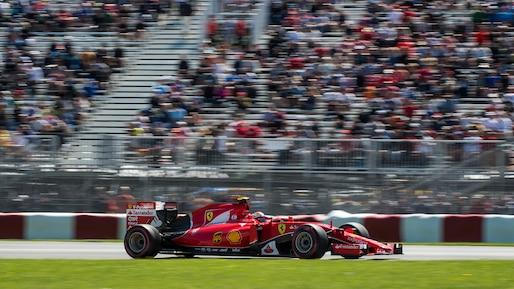 Grand Prix du Canada: une section recouverte et «ultraconfortable» à 850 $