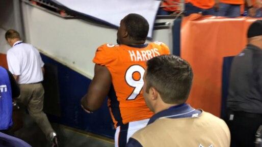 Un ailier défensif méconnu sauve les Broncos