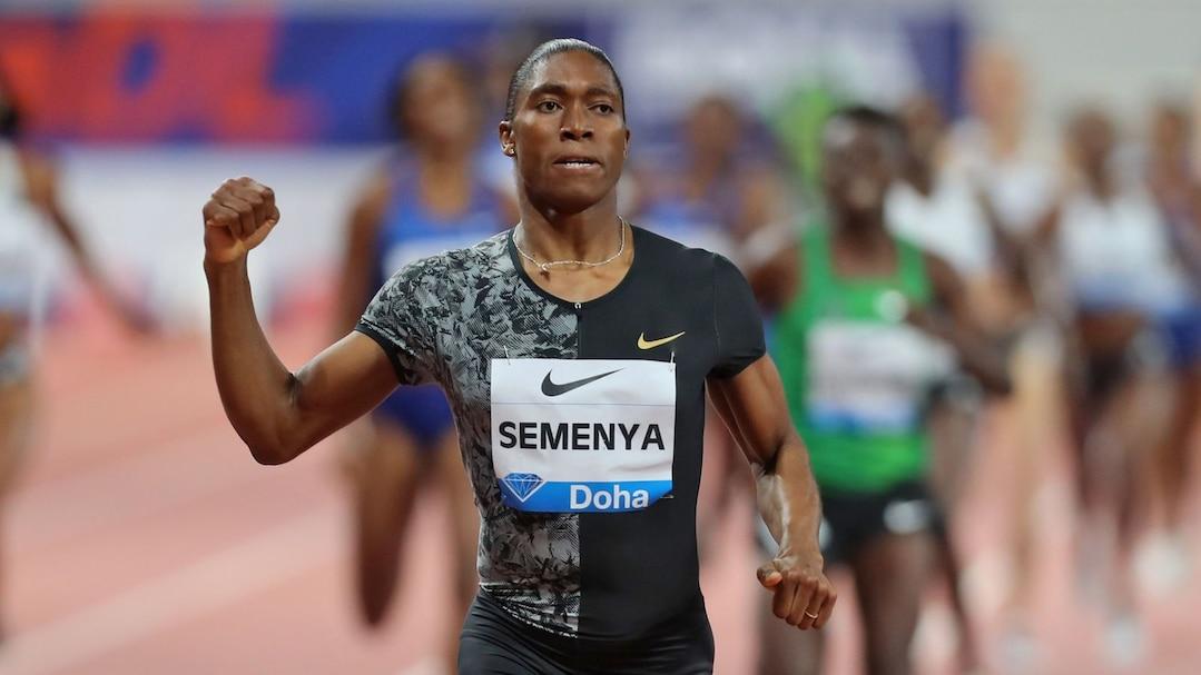 FILES-ATHLETICS-IAAF-RSA-GENDER