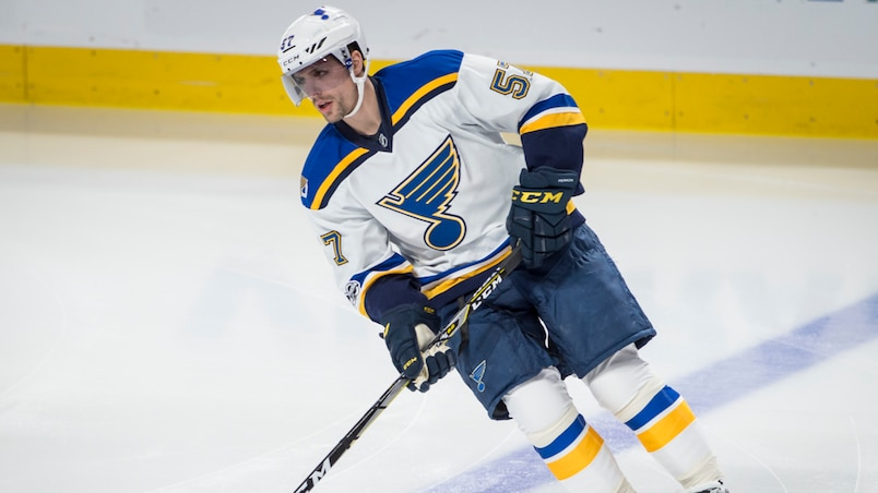 David Perron veut en faire plus