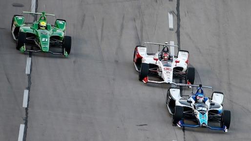 Verizon IndyCar Series - DXC Technology 600