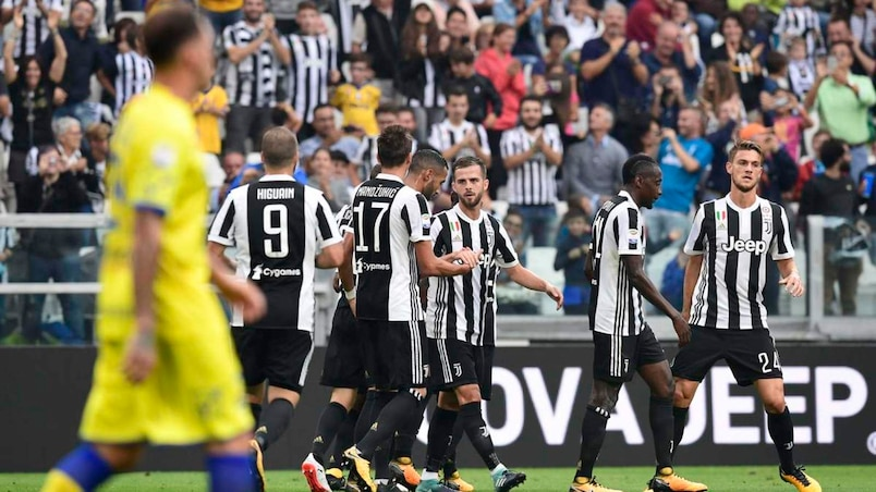 La Juventus remet la machine en marche