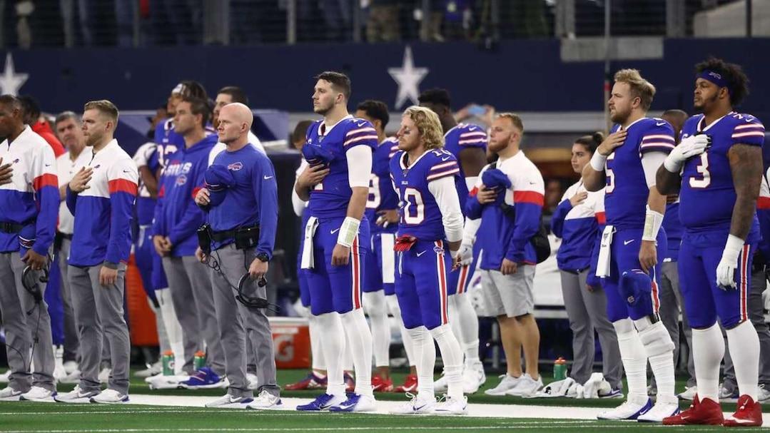 Buffalo Bills v�Dallas Cowboys