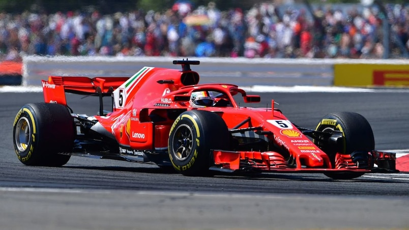 Sebastian Vettel champion en Grande-Bretagne, Lance Stroll finit 12e