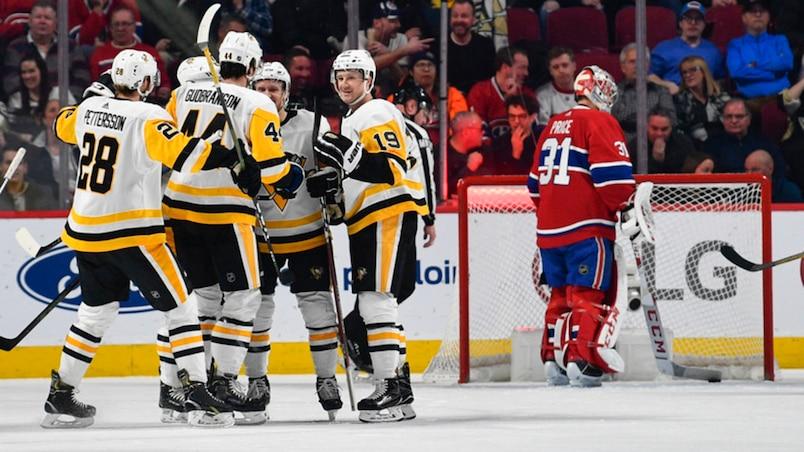 Début de match contre les Penguins: «c'est épouvantable!» -Michel Bergeron
