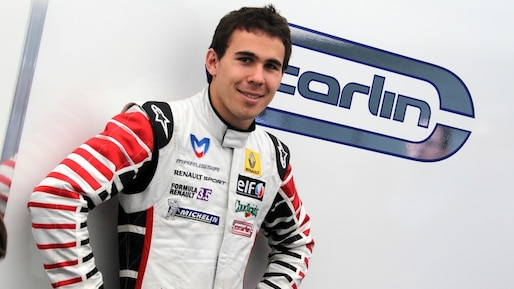 IndyCar : Robert Wickens en position de tête à son premier GP