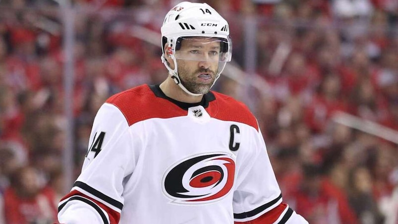 Justin Williams, l'arme secrète des Hurricanes?