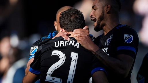Marco Urena propulse San Jose en éliminatoires