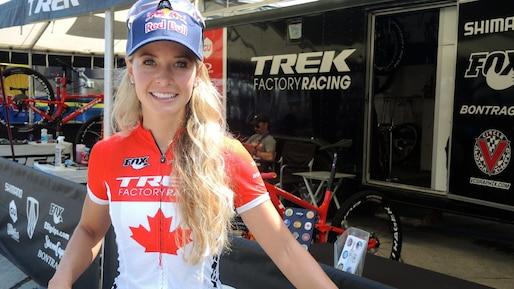 Emily Batty décroche le bronze au cross-country