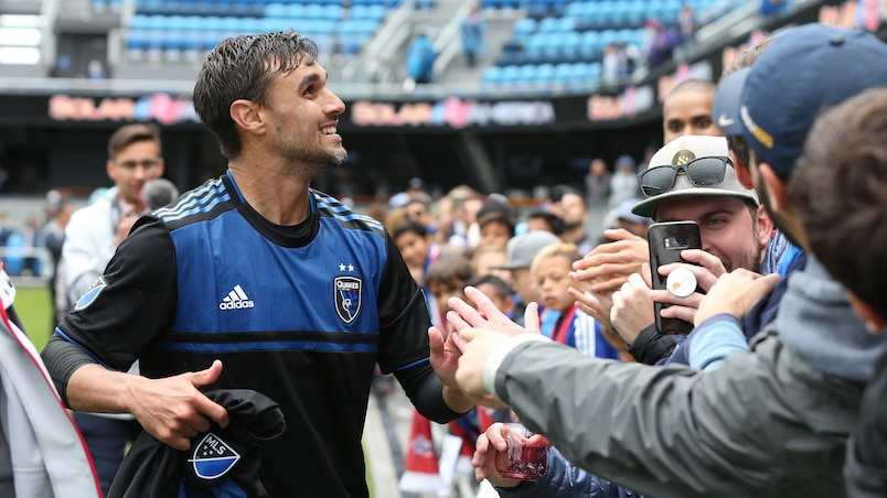 Chris Wondolowski: quand le travail dépasse le talent