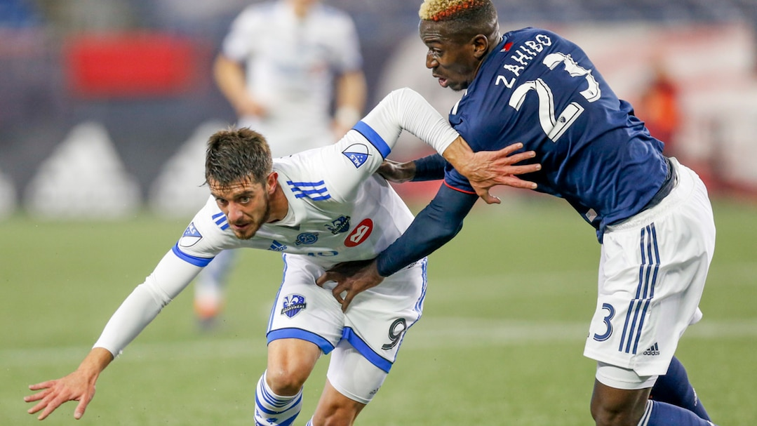 SPO-MONTREAL IMPACT VS NEW ENGLAND REVOLUTION