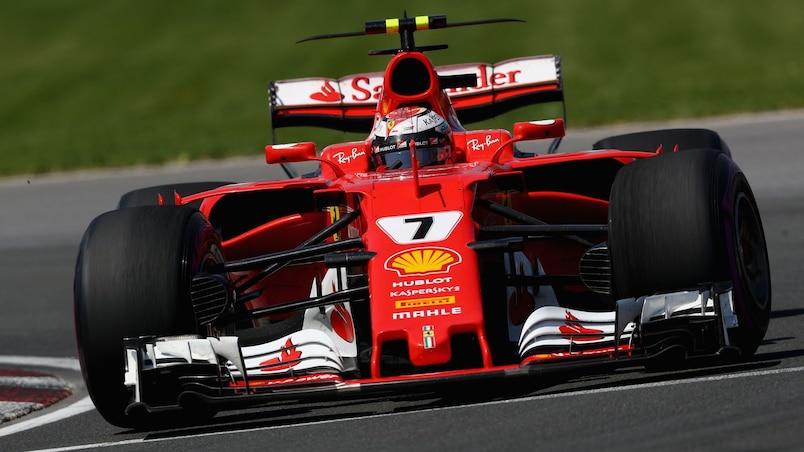 Ferrari s'excuse d'avoir confondu Montréal et Toronto