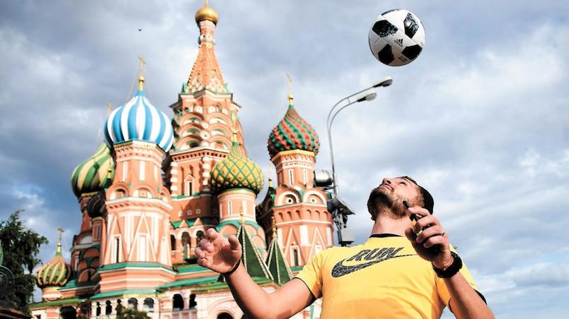 Coupe du monde: c'est un départ!