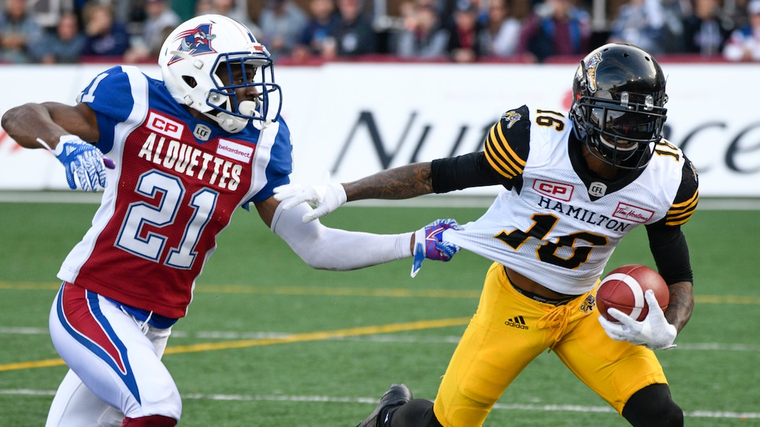 Tiger-Cats c. Alouettes