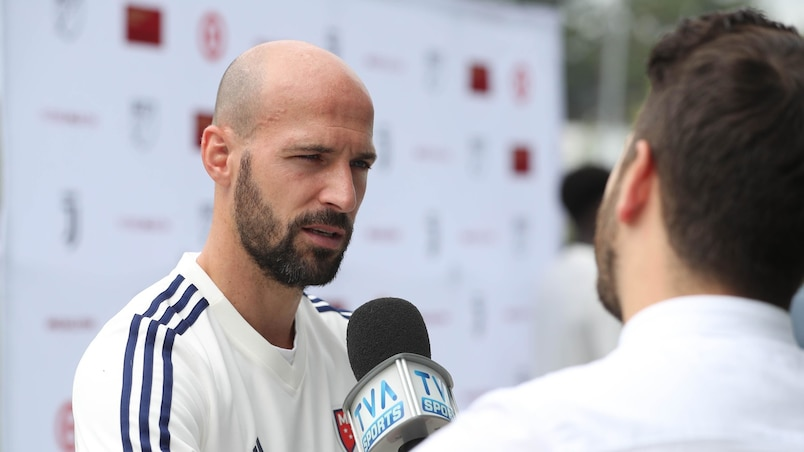 Laurent Ciman confirme son départ