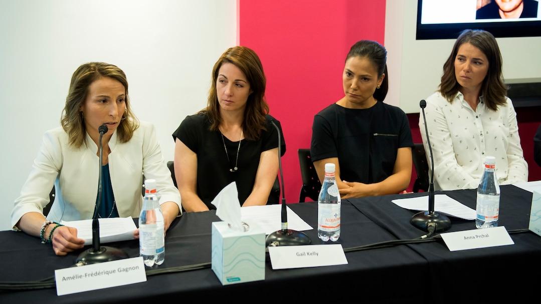 Quatre des victimes de Bertrand Charest