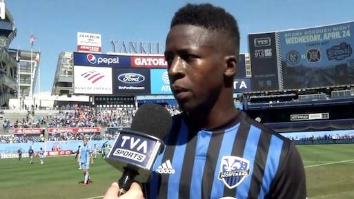 «Ils avaient un petit avantage avec l'arbitre» - Zakaria Diallo