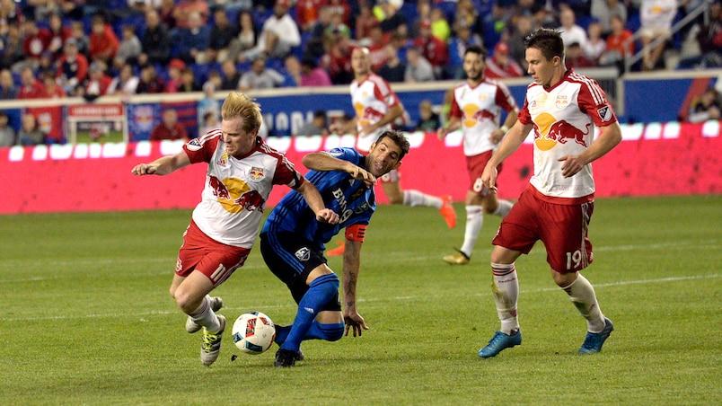 SPO-MLS, MONTREAN VS NYC RED BULL