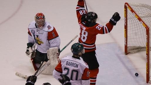 hockey,LHJMQ,Drummondville,Centre Marcel-Dionne Les Voltigeurs,Les Mooseheads