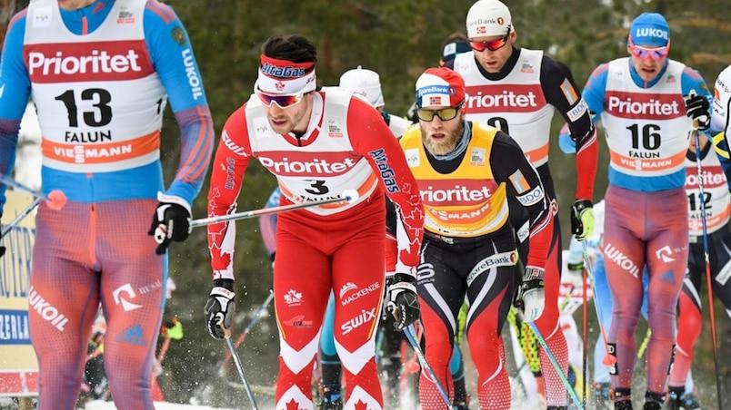 La Norvège trop forte au relais