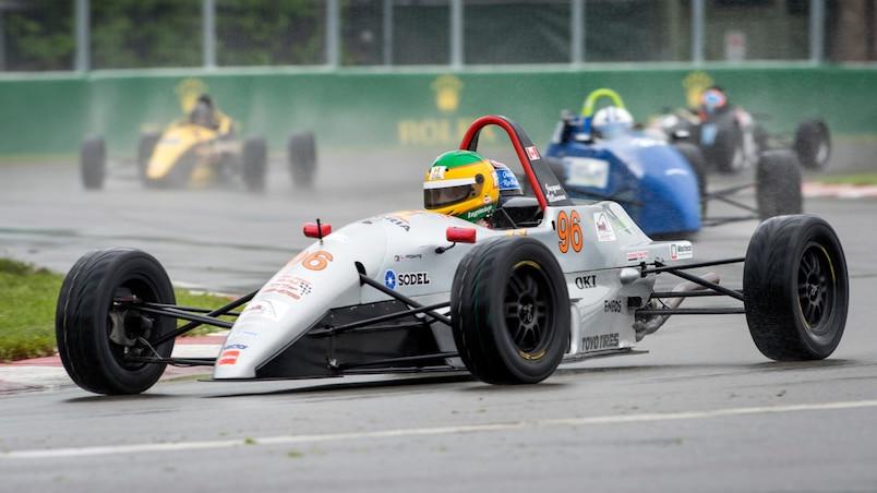Jacques Villeneuve a «survécu»