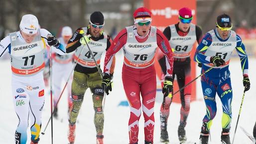 Mondiaux de ski de fond: les Canadiens sortis du relais