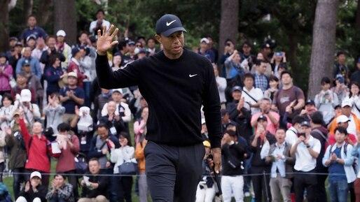 Tiger Woods se choisit lui-même pour la Coupe des Présidents