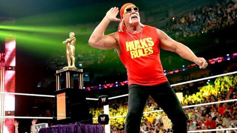 Cette semaine dans l'univers de la WWE : Le retour de Hulk Hogan!