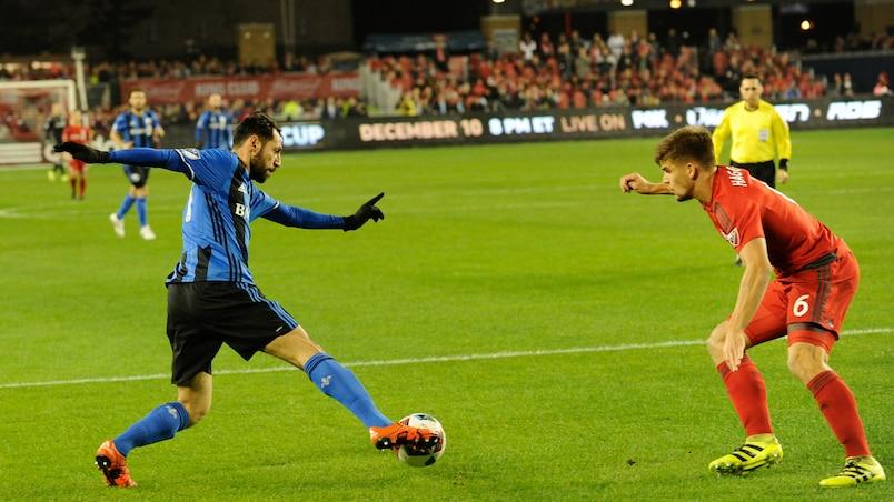 SPO-IMPACT DE MONTREAL VS TORONTO FC