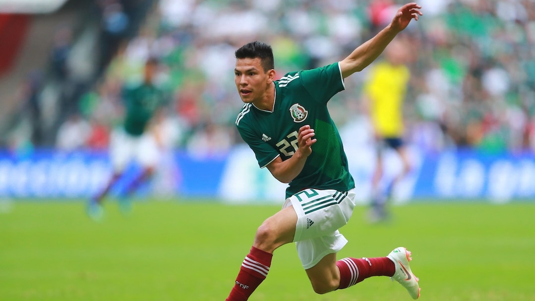 SOC-SPO-MEXICO-V-SCOTLAND---INTERNATIONAL-FRIENDLY