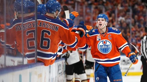 Anaheim Ducks v Edmonton Oilers - Game Four