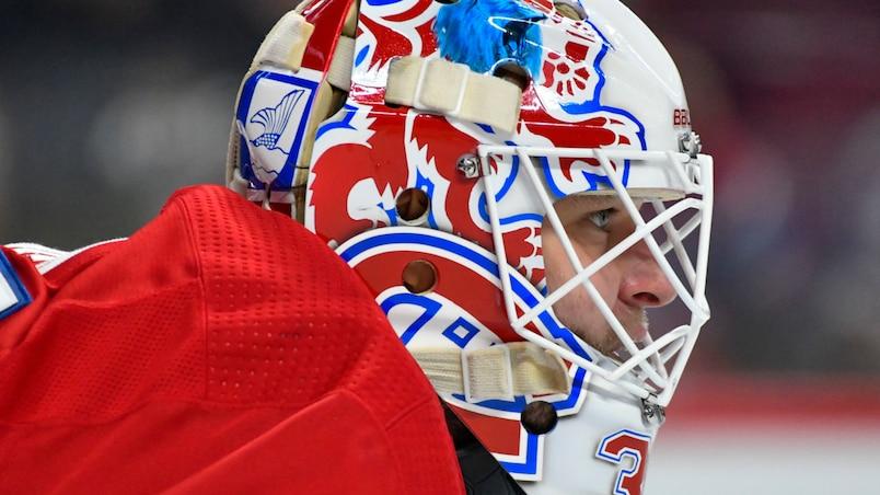 Lightning vs Canadiens