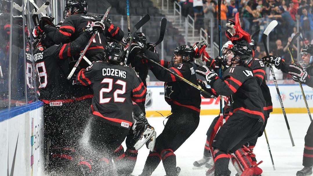Compte Twitter de Hockey Canada (@HC_Men)