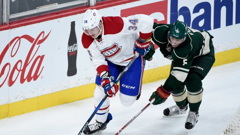 Montreal Canadiens v Minnesota Wild