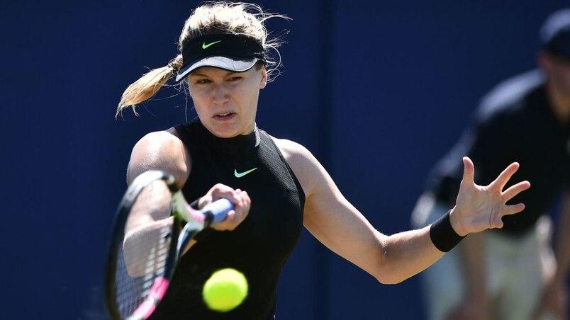 Wimbledon: Eugenie Bouchard affrontera Carla Suarez Navarro au 1er tour