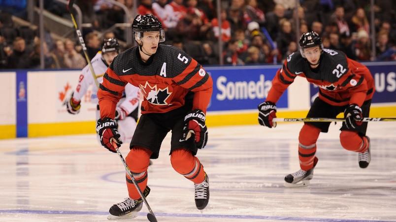 SPO-MATCH CANADA VS SUISSE