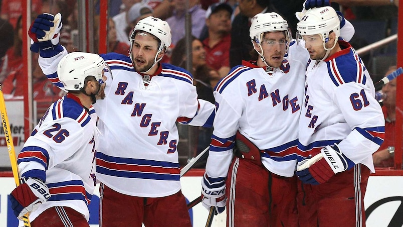 New York Rangers v Washington Capitals - Game Four