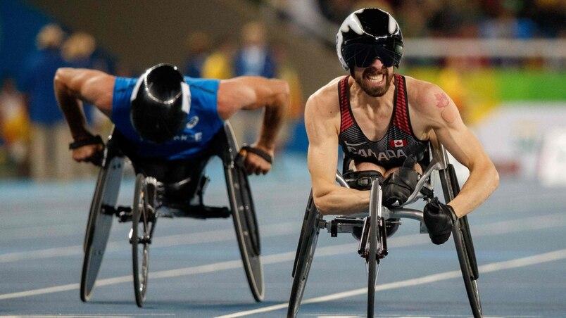 Brent Lakatos nouveau champion paralympique du 100 m